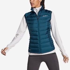 Eddie Bauer First Ascent Storm Down Vest